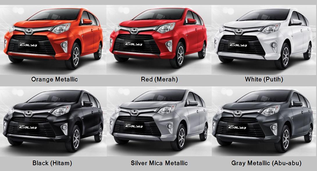 Paket Kredit Toyota All New Calya Pontianak 2018 Harga Mobil Baru Anzon Toyota Pontianak
