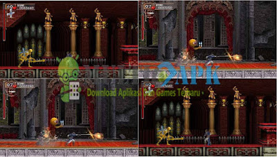 Castlevania The Dracula X Chronicles Game PSP ISO CSO
