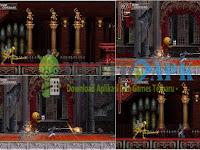 Castlevania The Dracula X Chronicles Game PSP ISO CSO