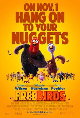 Free Birds Poster