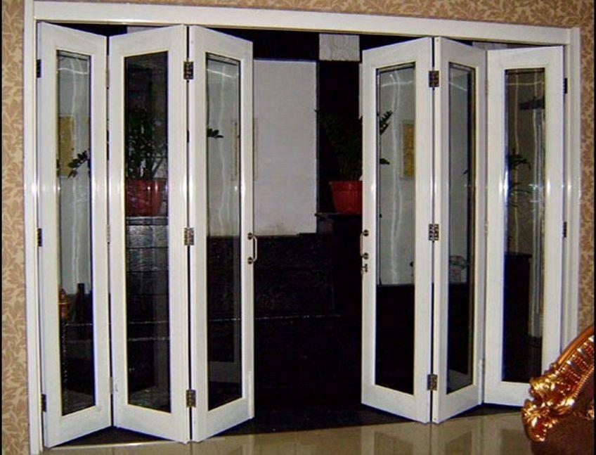 pintu besi lipat 3