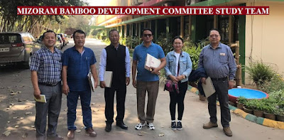 MIZORAM BAMBOO DEVELOPMENT COMMITTEE
