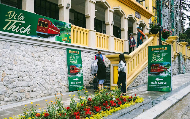 New way to discover Sapa: Funicular Railway