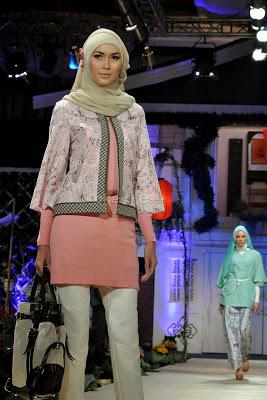 model baju kantor wanita muslimah Terbaru