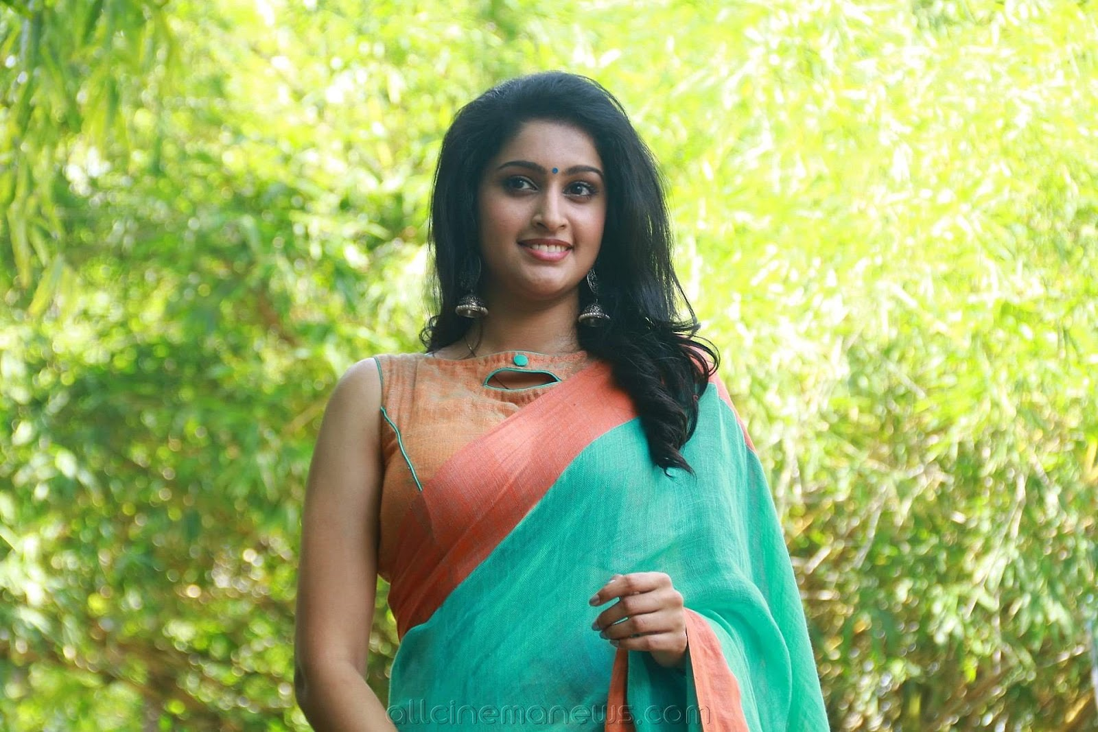 Tanya at Karuppan Movie Press Meet Photos