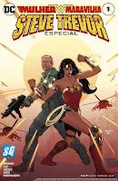 DC Renascimento: Mulher Maravilha - Steve Trevor