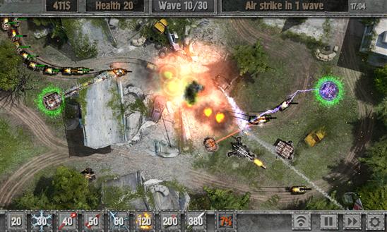 Defense zone 2 HD v1.4.2 (Apk + Data  Zippyshare)