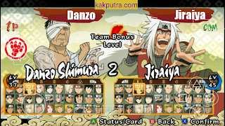 Download Game PPSSPP - The Last Naruto The Movie (Mod) CSO di Android