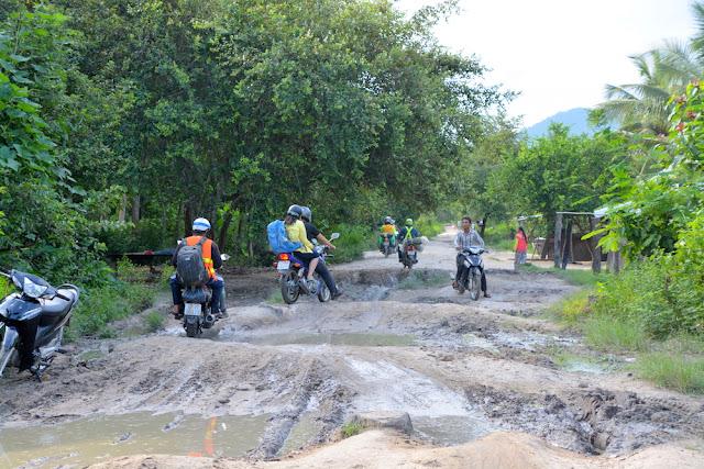 Aural 3727 Có một Campuchia rất khác, hành trình trekking leo đỉnh núi cao nhất Campuchia
