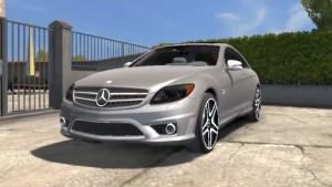 Mercedes Benz CL65 AMG car mod