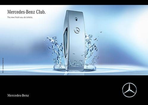 Mercedes Benz Club Fresh by Mercedes Benz