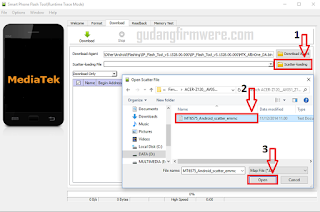 Cara Flash Acer Liquid Z2 Z120 Via Sp Flashtool