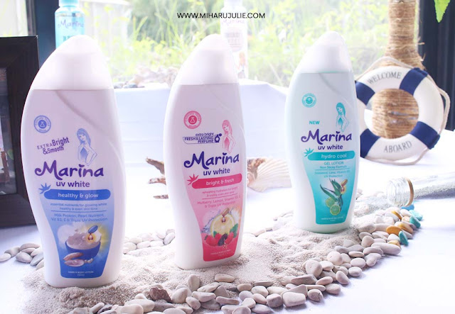 review marina body scrub bright and fresh