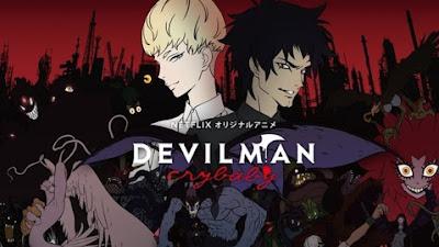 Devilman: Crybaby   Dual Audio   10bit HEVC   BD 720p   MeGaTroN