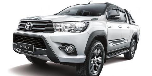 Toyota New Hilux 2017