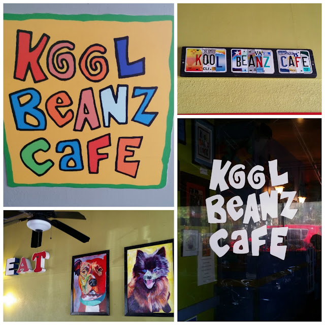 Tallahassee Florida Kool Beanz Cafe Electic Electric