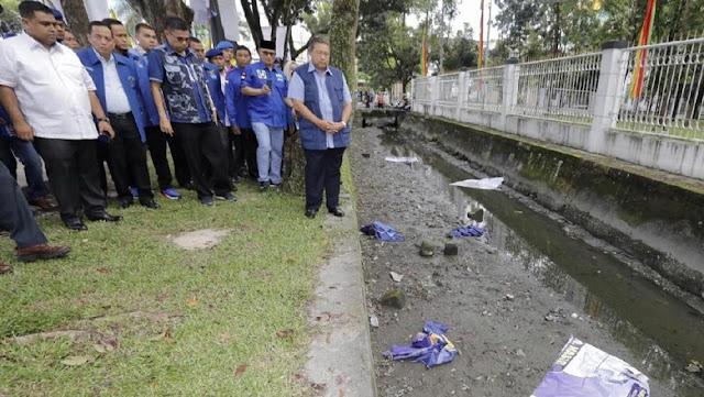 Polisi: Pelaku Dijanjikan Rp 150 Ribu untuk Rusak Baliho Demokrat