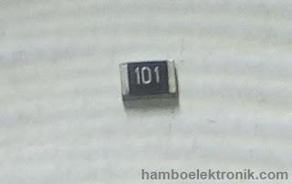 Cara Membaca Nilai Resistansi Kode Warna Resistor