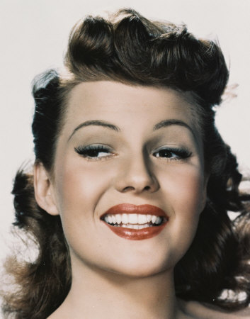 1940s style hair and makeup potis de colores maquillaje a 241 os 40 3871
