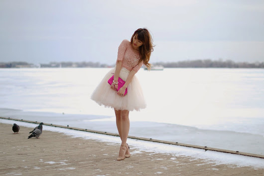 Valentine's Day Lookbook - Romantic Tulle Skirt