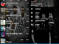 BBM Mod Tema juventus Apk Terbaru