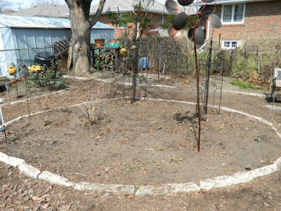 Etobicoke Toronto spring garden clean up after by Paul Jung Gardening Services