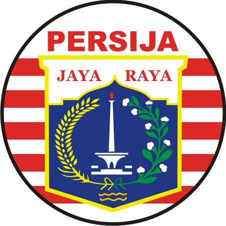 Logo Vektor Klub Sepakbola Persija Jakarta