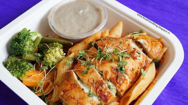 Grilled Chicken @ Premium Fitness Food @ 75 in a Box | Bangalore