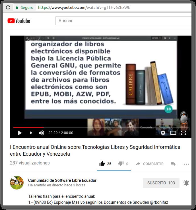 Software Libre Ecuador