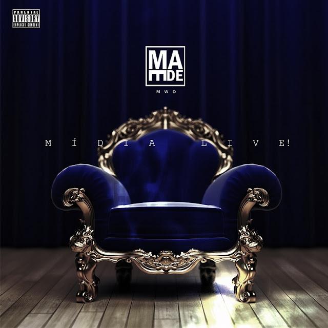 "Mamede lança a mixtape ""Mídia Live"""