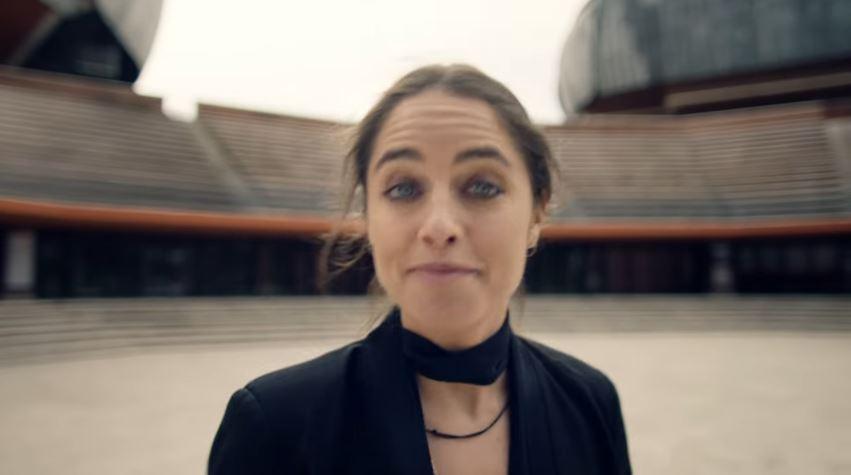 Matilde Gioli modella pubblicità TIM Smart con Foto - Testimonial Spot Pubblicitario 2017