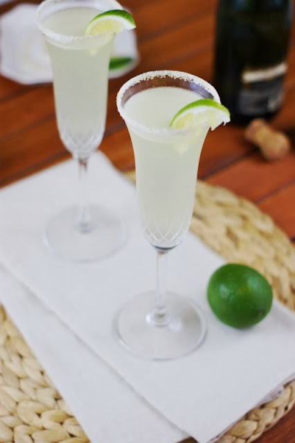 Champagne Margaritas photo