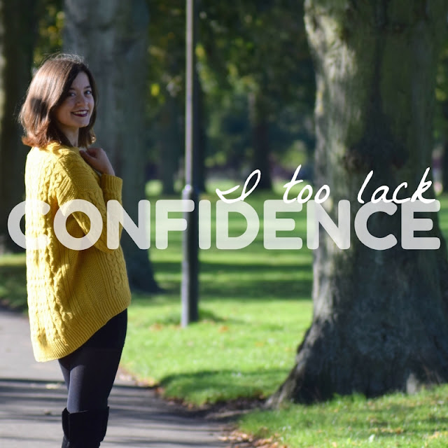 lacking confidence boost tips advice