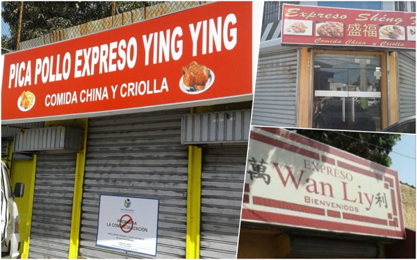 Cucarachas y falta de higiene provoca cierre de pica pollos chinos en Santo Domingo