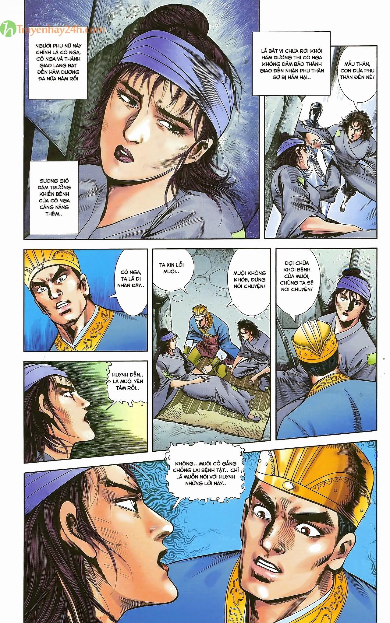 Tần Vương Doanh Chính chapter 29.2 trang 7