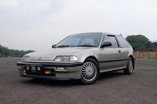 Dijual Honda Civic Nouva 1988 2 Pintu