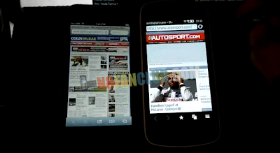 iPhone 5 vs. Nokia 808 PureView - Web Browser Test Video