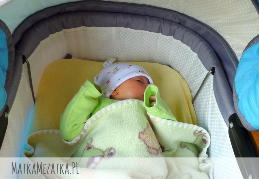 niemowlę 5 tygodni