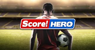 Score! Hero Apk Mod Dinheiro Infinito