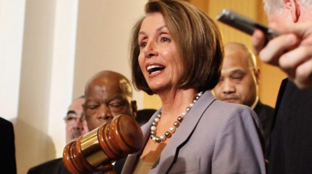 GIFT FOR GOP Majority? Nancy Pelosi: Voting for Democrats Gives 'Leverage' to Illegal Aliens (VIDEO)
