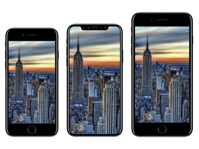 iPhone 8 dizajn potvrdio proizvođač zaštite ekrana     IT VESTI 043108f898d