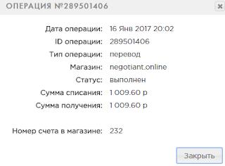 negotiant.online mmgp