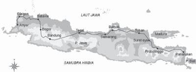 Kebijakan Masa Pemerintahan Deandels di Indonesia