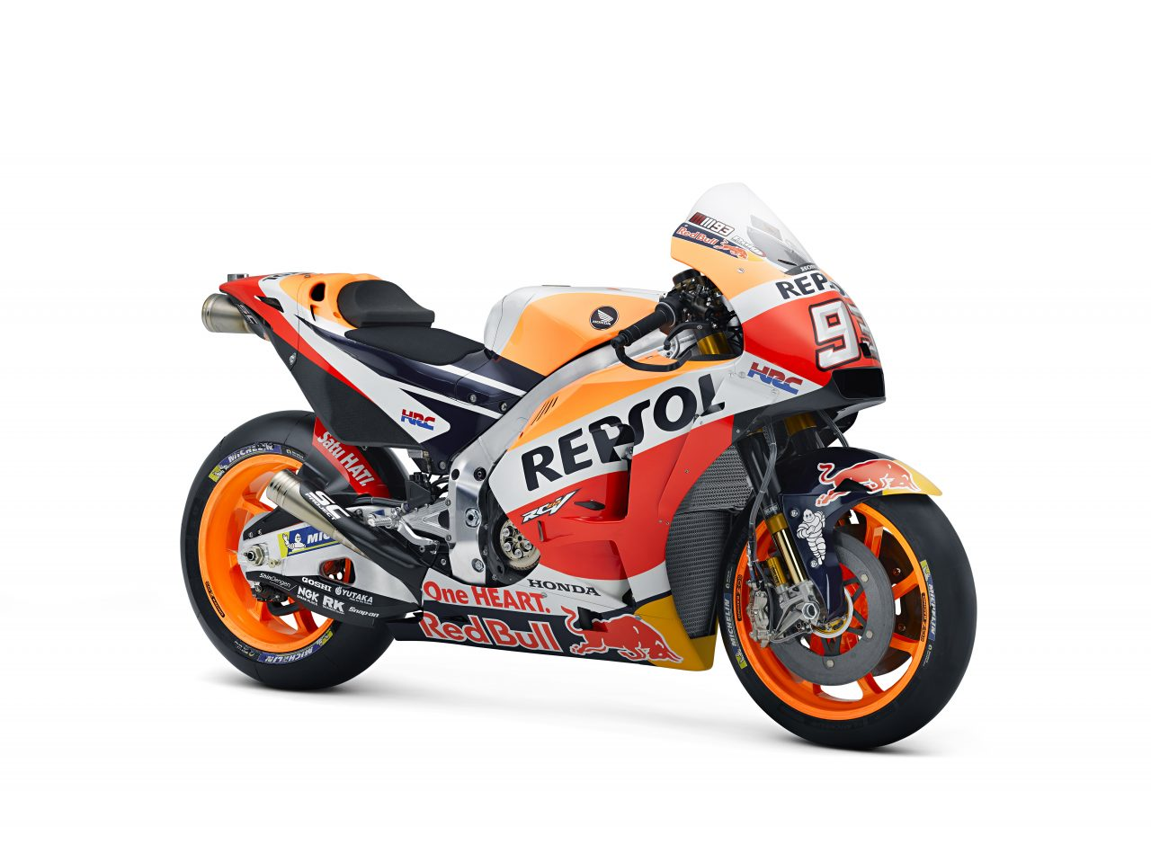 racing caf honda rc 213v repsol honda team 2018. Black Bedroom Furniture Sets. Home Design Ideas