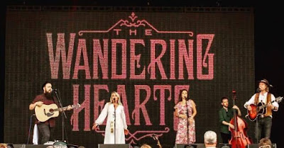 The Wandering Hearts - Photo credit @lilvikphoto from BST Hyde Park