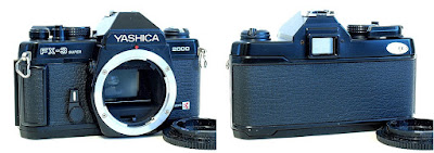 Yashica FX-3 Super 2000 Body #790