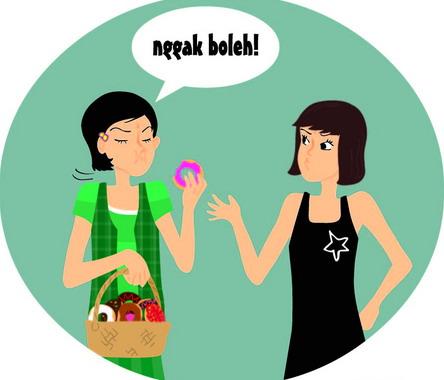 Suka Suka Aku Trik Menghadapi Teman Yang Pelit Hahaha ˇeˇ
