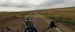 Viajes moto solitario
