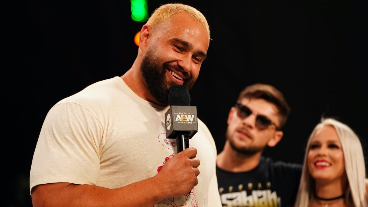 Miro terá permissão da AEW para lutar na NJPW