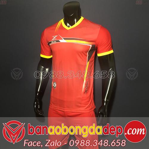 Áo Không Logo Zavikia LoCo STA01 Đỏ